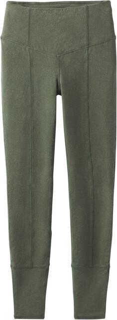 Prana W's Leda Pants Forest Grön